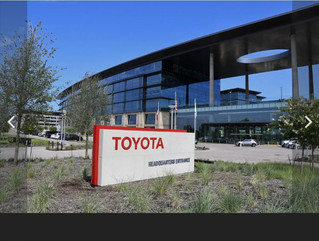 With $1 billion invested in its new North American campus, Toyota opens its doors