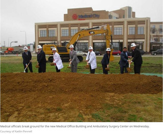 Medical City Frisco breaks ground on new medical office building