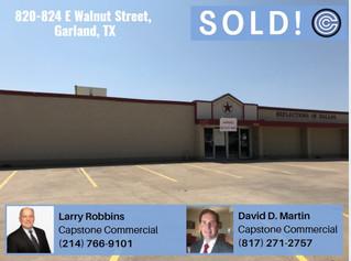 Done Deal - 820-824 E Walnut Street, Garland