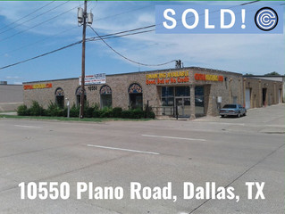 Done Deals - 10550 Plano Road, Dallas and 19350 Preston Road, Dallas