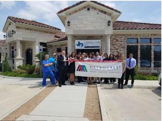 Grand Opening at 4421 Medical Parkway, Carrollton, TX