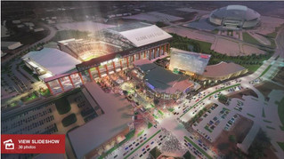 Big projects still in the DFW construction pipeline, with no signs of slowing