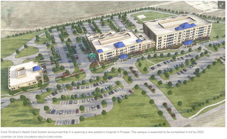 Second pediatric health care system announces new location in Prosper