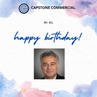 Happy Birthday, Al!!!