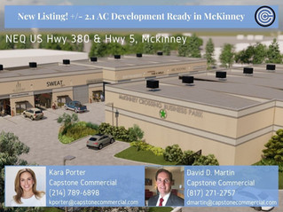 New Development Opportunity in McKinney