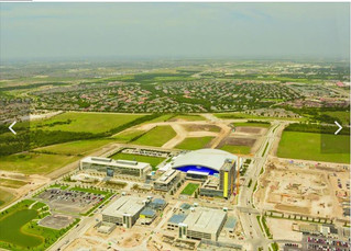 Hotel lifestyle campus to get underway in $1.8B Frisco Station development