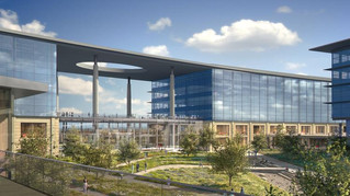 Toyota unveils sprawling North American campus in Plano (Video)