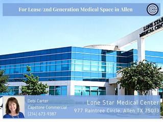 For Lease - Medical Office in Allen