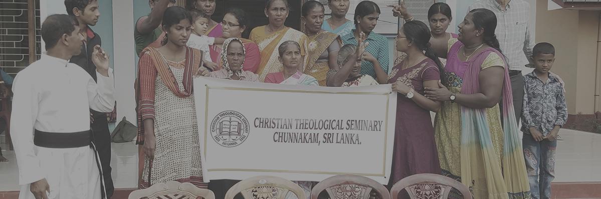 Grief Support Training in Sri Lanka