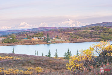 Caribou Lodge Alaska, A remote ecotourism destination with all-inclusive lodging and guided hiking near Talkeetna Alaskan Lodge