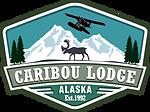 Caribou Lodge Alaska logo-things to do near Talkeetna