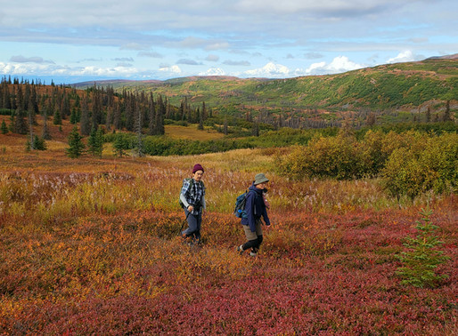 GUIDED DAY HIKES at Caribou Lodge