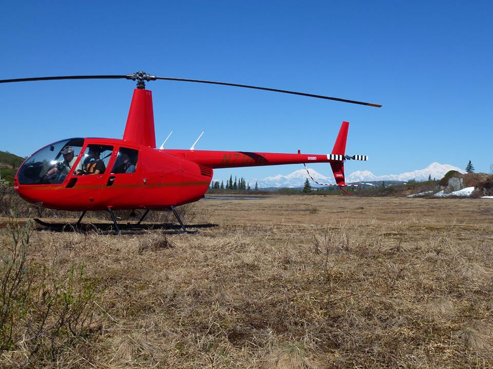 Talkeetna Air taxi Helicopter