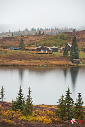 Caribou Lodge Alaska is located above tree line on the alpine tundra of southcentral Alaska's Denali region. We are an eco-tourism destination