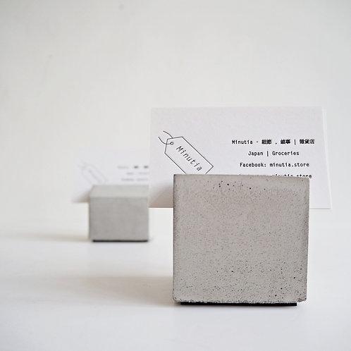 水泥 - 立方卡座
