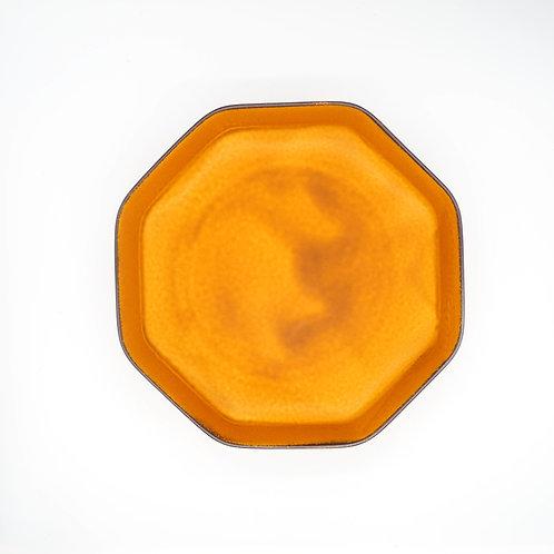 深山食器店 - 八角鉢