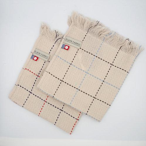 今治毛巾 - 平紋織物