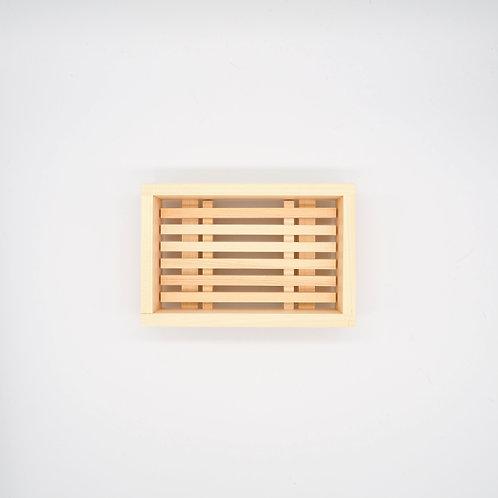 木製香皂架