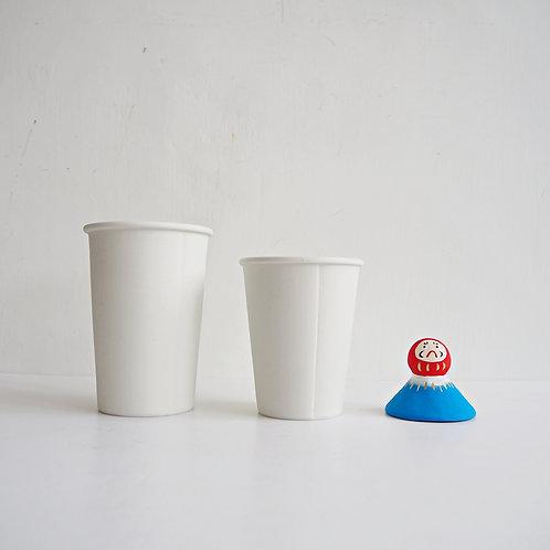 福田陶器商店 - 陶瓷紙杯