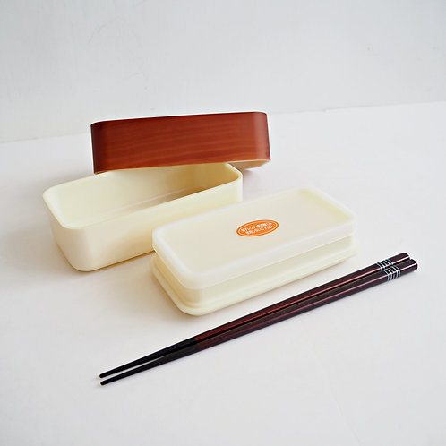 | Wood Style - Lunch Box |