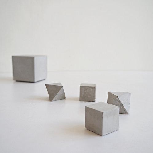 水泥 - 擺設紙鎮