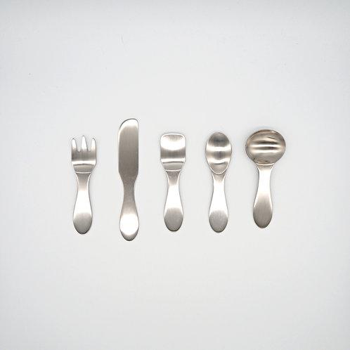 不锈鋼迷你餐具