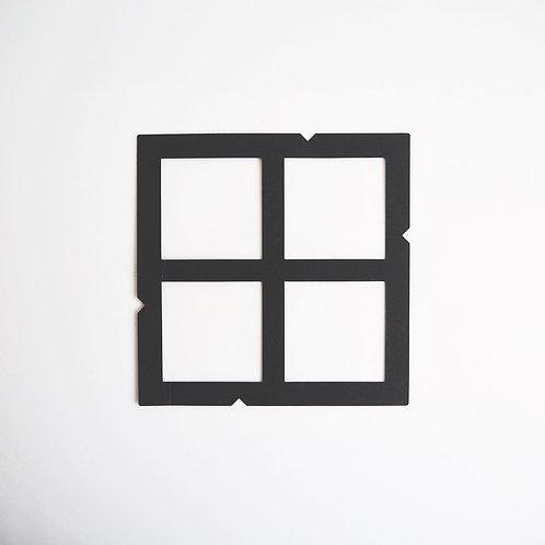 四格紙模板