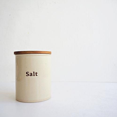 鹽 & 糖 - 白瓷罐