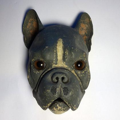'French Bull Dog' Mask by Circo Gringo