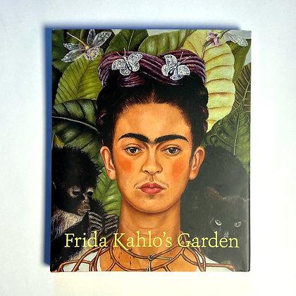 'Frida Kahlo's Garden' by Adriana Zavala