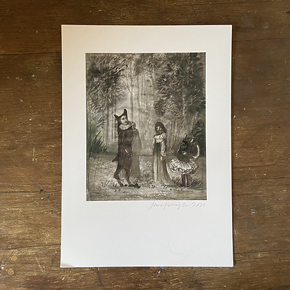 'The Gathering' by Jane Farrington
