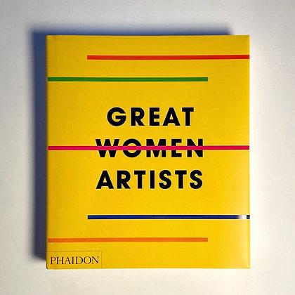 'Great Women Artists' by Phaidon