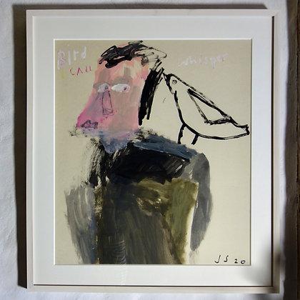 'Bird Whisperer' by Jemima Stilwell