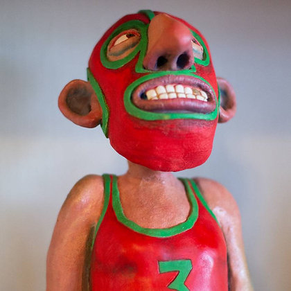'Signor Rojo' by Dik Downey