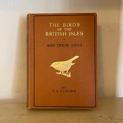 'The Birds of the British Isles'  by Kate Kato