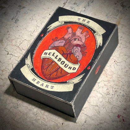 'The Hell Bound Heart' by Circo Gringo