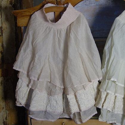 Handmade Organza French Petticoat - Rose