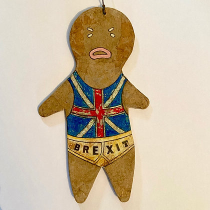 Brexit Shit Pants by Ginger Bread Grind House