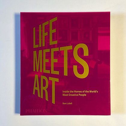 'Life Meets Art' bySam Lubell