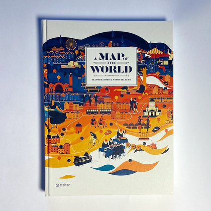 'A Map of the World'  by Antonis Antoniou