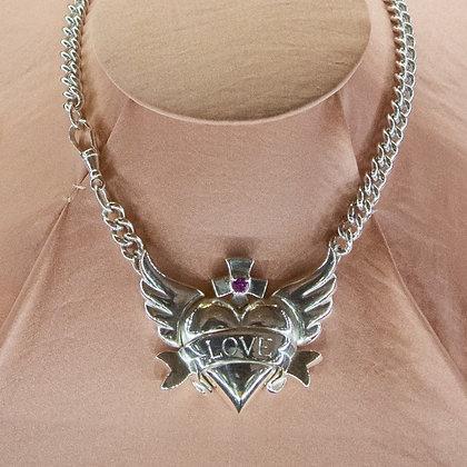 'True Love' Necklace by Norma Kerr