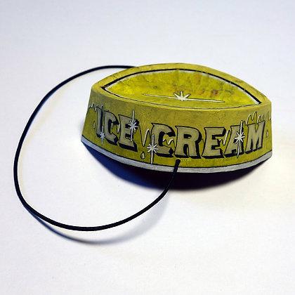 'Ice Cream Hat' by Circo Gringo