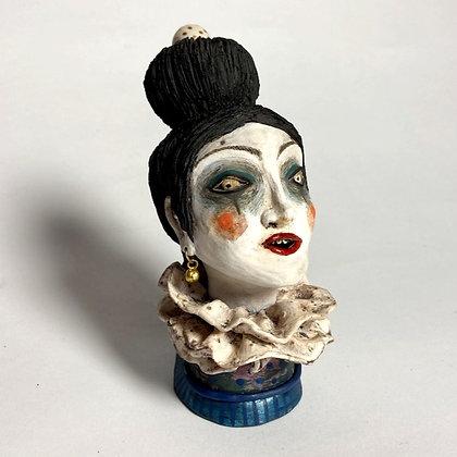 'Pom Clown' by Ita Drew