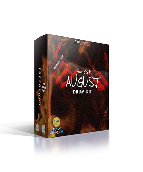 Almost August (Drum Kit)