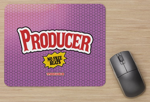 Producer Mouse Pad