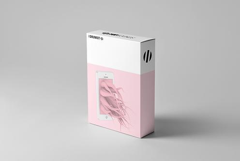 X (Drum Kit)