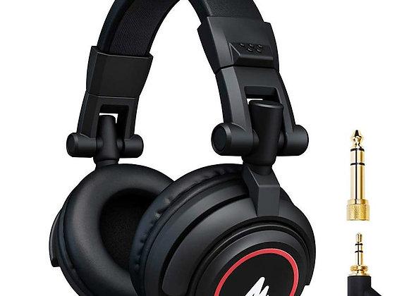Erilles Studio Monitor Headphones 50Hz-20kHz