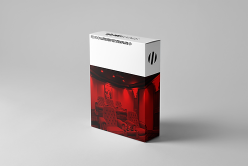 Redroom (After Effects Template)