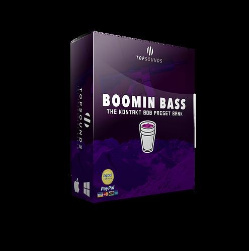 Boomin' Bass (Kontakt 808 Bank)