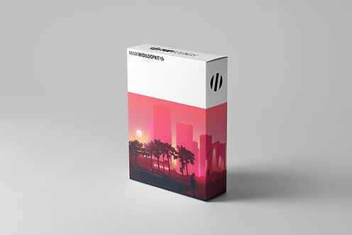 Miami (MIDI Loop Kit)